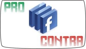 pro dan kontra fb